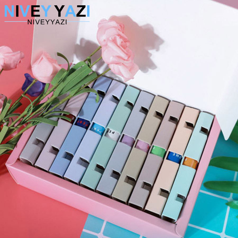 NIVEY YAZI 10 Styles Original Perfume Long Lasting Fragrance Body Spray Mini Bottle Perfume Parfum Women Deodorant Perfume Men