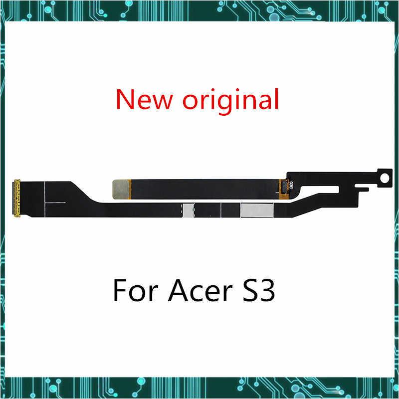 エイサー熱望 S3 S3-371 S3-391 S3-951 LED 液晶画面ケーブル HB2-A004-001 SM30HS-A016-001 B133XTF01.0 完全にテスト