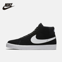 Nike SB Zoom Blazer Mid Men Skateboarding Shoes Casual  Outdoor Anti-Slippery Sneakers #864349 original new arrival authentic nike dunk sb low pro zoom anti slippery men s skateboarding shoes sports sneakers trainers