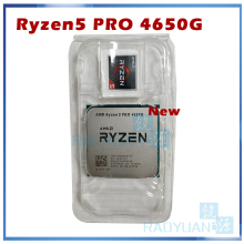 CPU Processor 4650G Amd Ryzen AM4 Six-Core Twelve-Thread L3 65W NO NEW 8M Ghz 5-Pro 100-000000143-Socket