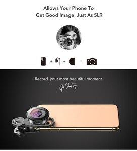 Image 5 - Apexel 195 Độ Ống Kính Mắt Cá Máy Quay Ống Kính Cho Hai Ống Kính Ống Kính Đơn iPhone, Điểm Ảnh, samsung Galaxy Tất Cả Các Điện Thoại Thông Minh Dành Cho Xiaomi
