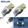 2 шт., Автомобильные светодиодные лампы T20 LED W21W W21/5W WY21W 7440 7443