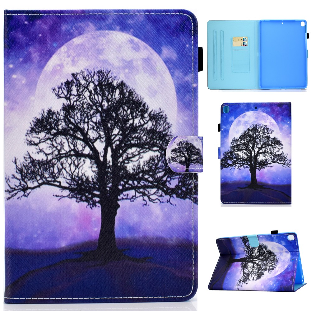 iPad iPad/10.2inch/Model/.. Book-Stand for Case 7th A2197-Cover New