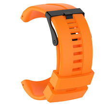 Silicone Replacement Accessory Watch Band Wrist Strap Bracelet for Suunto/ KAILASH/Gang Rinpocheport Smartwatch