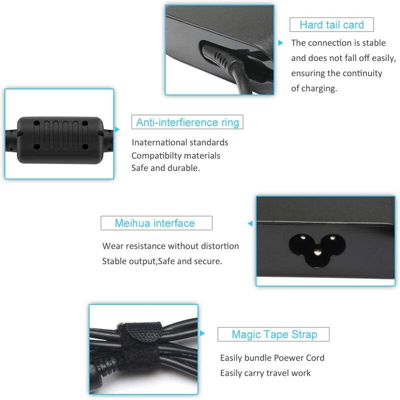 Купить новый оригинальный адаптер переменного тока 65 вт latitude 6430u
