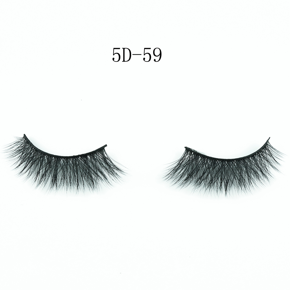 3D Mink Eyelashes 20 style Luxurious 1 box thick Curled Full Strip Lashes False Eyelash Extension Fashion lady 39 s Makeup Hot Sale in False Eyelashes from Beauty amp Health
