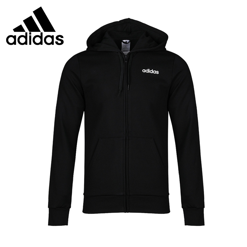 Original New Arrival Adidas E PLN FZ FT Men's jacket Hooded  Sportswear