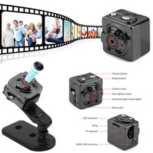 HD Camera Mini 1080p SQ8 Micro Outdoor Sport Video Night Vision Body DVR DV Tiny Motion Sensor Minicamera