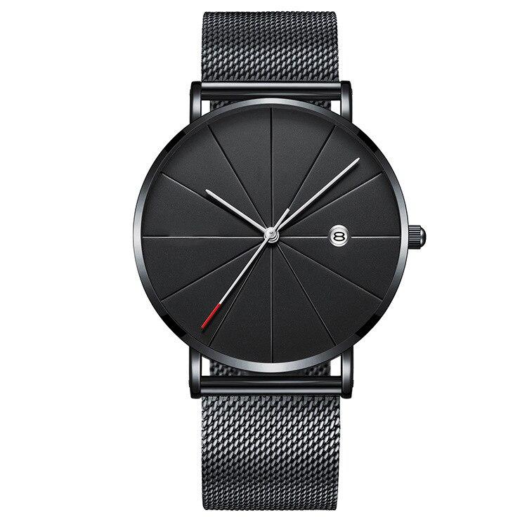 H59e28100fb63462cabac08a378773309N Men's Watch Luxury Ultra-thin Watch