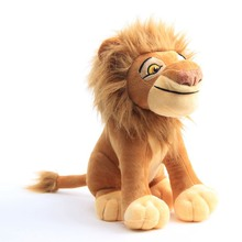 Lion King Simba Plush Toys Stuffed  Forest Animal Doll Cartoon Anime Pillow Toy for Children Stitch for Children Christmas Gift