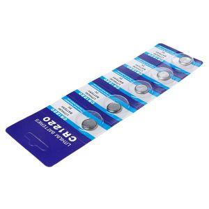 Image 4 - 25 pièces pile bouton CR1220 Lithium pile bouton 1.55V DL1220 BR1220 LM1220 CR 1220 montre électronique jouet à distance J6PB