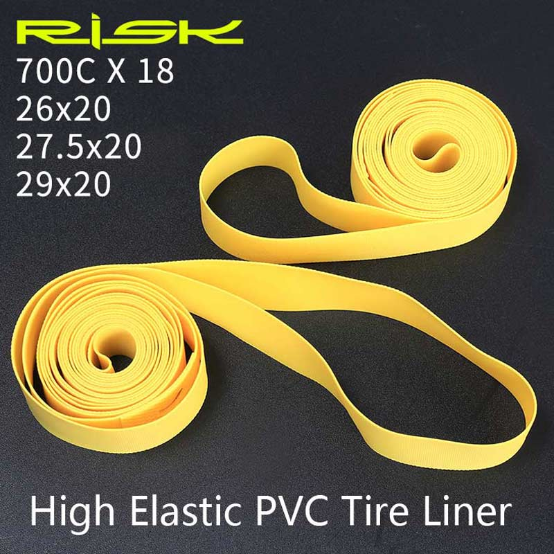 """26/"""" 20mm Cycling Bike Tire Tyre Liner Inner Tube Protector Anti-Puncture Kit"""