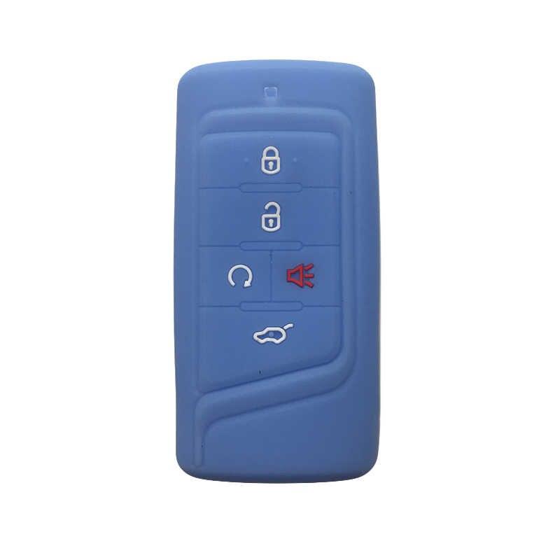 Auto Sleutel Cover Case Voor Trumpchi GS8 GA3S GA4 GA5 GA6 GM8 Case Voor Sleutelhanger Alarm Afstandsbediening Klep cap