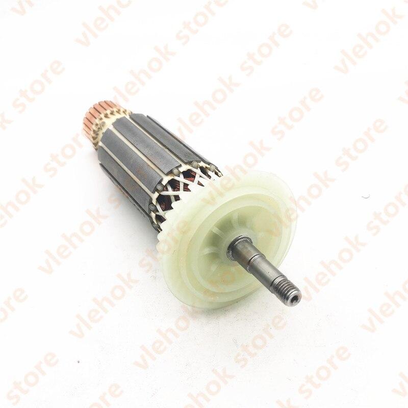 AC220-240V Armature Rotor Replace For BOSCH 150 GWS14-125INOX GWS14-125CIT GRB14-CE GSI14-CE GWS14-150CI GWS14-125CIT GWS14-150C