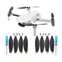 8 Chiếc Thay Thế Chân Vịt Cho DJI Mavic Mini Drone Trọng Lượng Nhẹ 4726 Đạo Cụ Lưỡi Phụ Kiện Cánh Quạt Phụ Tùng