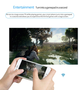 Image 5 - HDMI Wireless Wifi Adapter TV Dongle Phone Audio Video to TV for iPad for iPhone X XS MAX 8 PLUS 5 6 For Samsung for LG Android