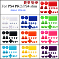 Customization Limited Edition Touchpad Buttons Trigger L1 R1 L2 R2 Repair Parts for PS4 Pro /for PS4 Slim Controller JDS-040