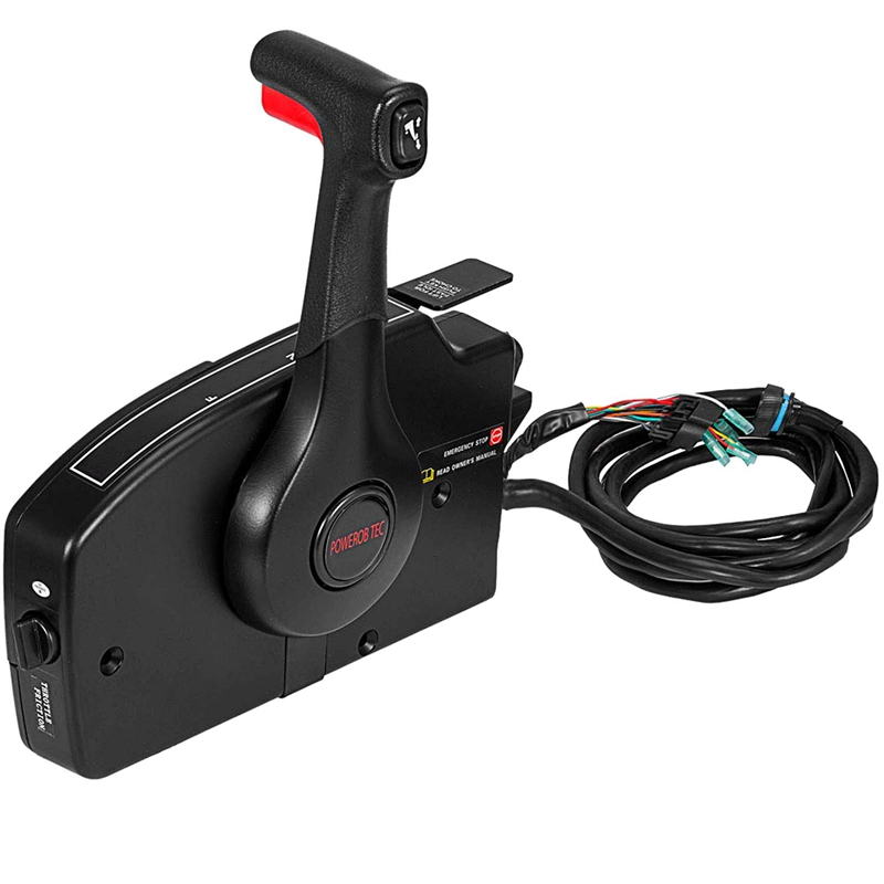 Remote Control Box Side Mount With 14 Pin For Mercury Outboard Engine Gasoline 881170A13,4-Stroke Engines