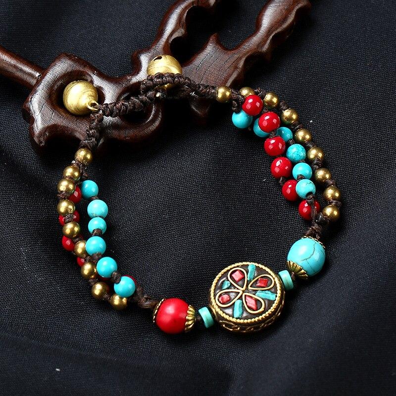 5-Designs-vintage-Nepal-bracelet-New-handmade-braided-bracelet-nature-stones-Original-Design-Simple-ethnic-bracelet (1)