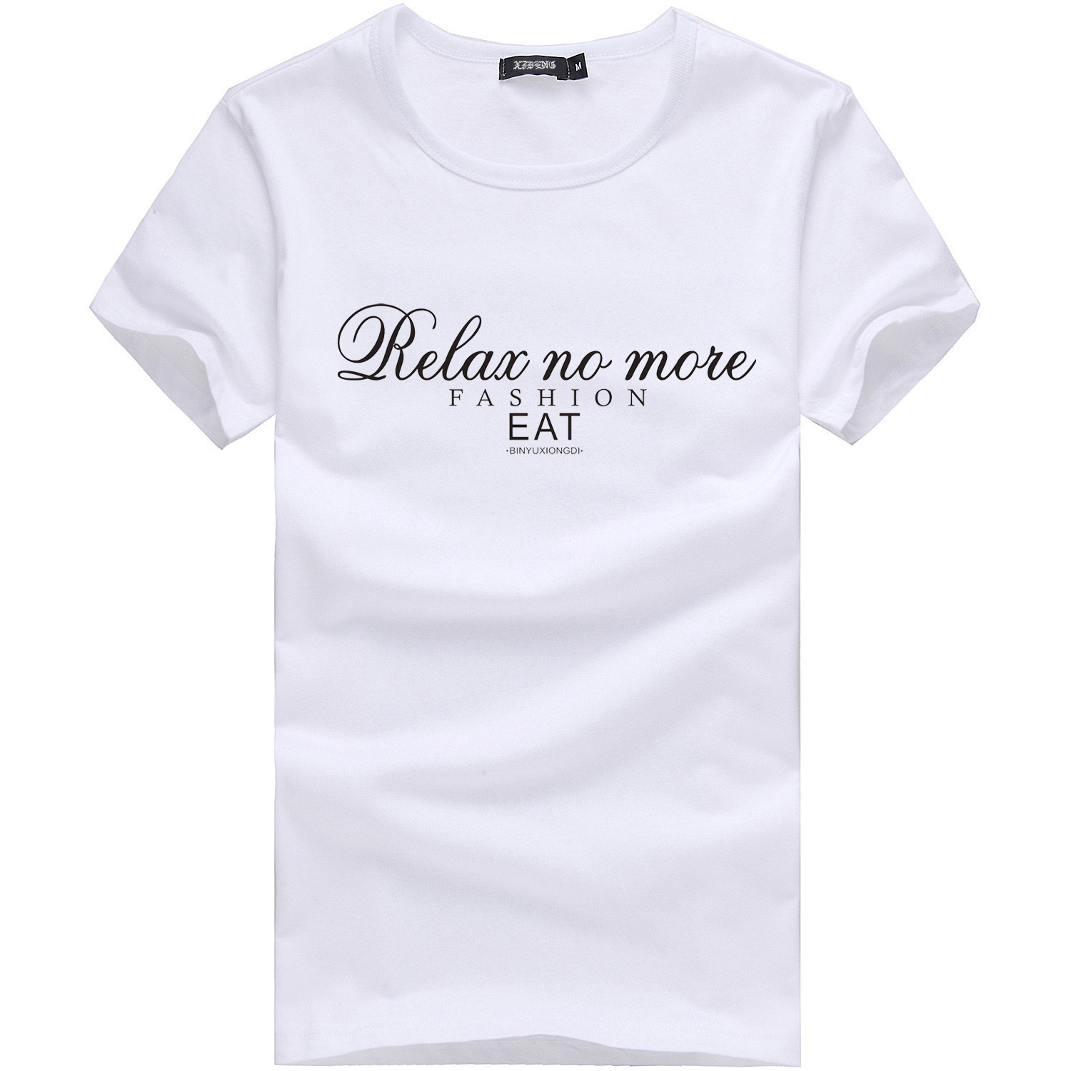 <font><b>Oversized</b></font> <font><b>Men</b></font> T <font><b>Shirt</b></font> Cotton Clothing <font><b>Korean</b></font> <font><b>Style</b></font> Fashion Casual Top Summer Gym Clothes Streetwear Graphic Undershirts <font><b>Shirts</b></font> image