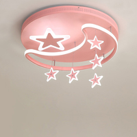 Ceiling Light Kids Baby Room Light With Remote Control Lampara Techo Infantil Modern Led Lamp Kids Room Abajur Infantil Lights