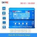 기존 skyrc imax b6 v2 밸런스 충전기 방전기 6a 60 w dji mavic tb4x nimh nicd lihv nicd pb 리튬 이온 배터리 충전기