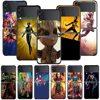 Smartphone Case For Samsung Galaxy Z Flip3 5G Z Flip 3 z flip ZF 5G Cover PC Capa Hard Funda Coque Wasp Marvel Comics