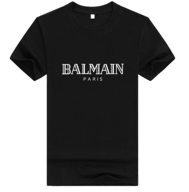Balmain inspired t-shirt 19 models