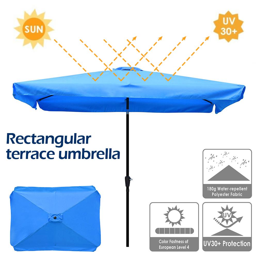 Patio Umbrella Canopy Replacement