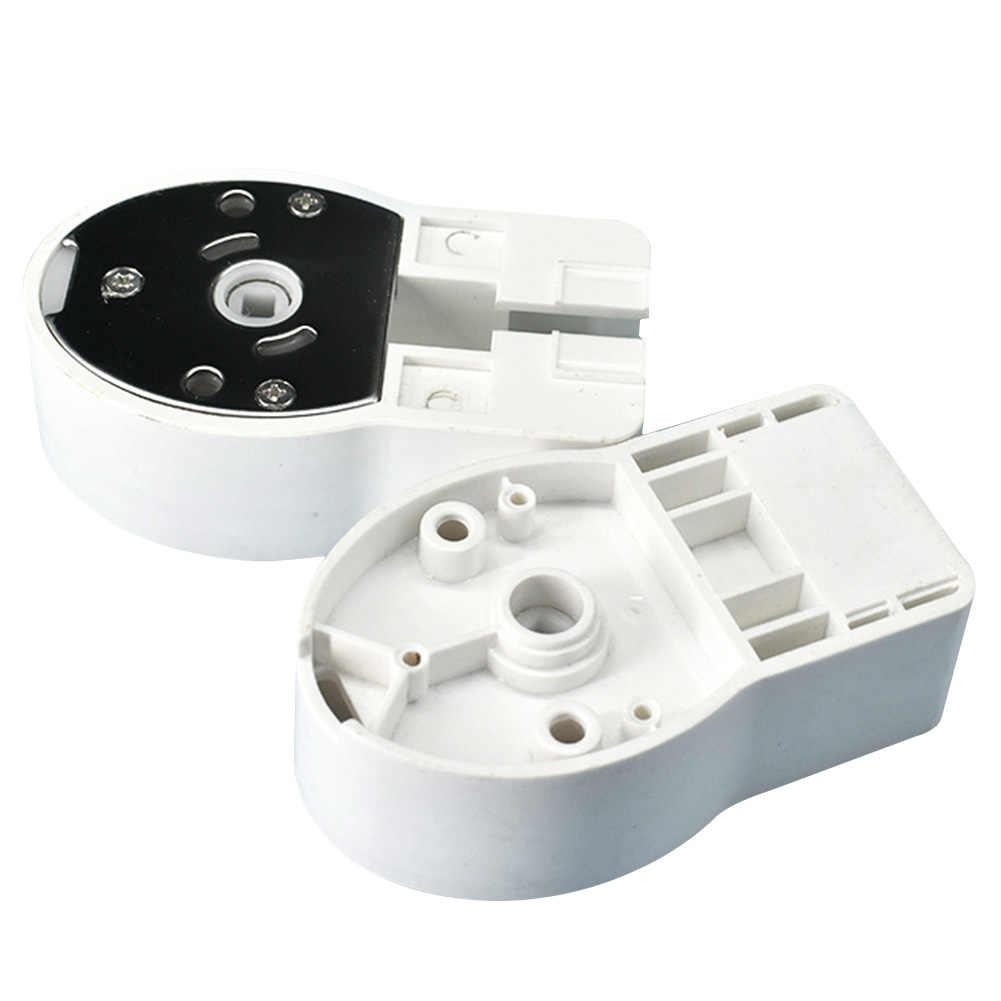 Sistem Kontrol Buka Tutup Mini Mudah Digunakan Transmisi Listrik Pengganti Tirai Track Drive Unit Switch Rumah Gearbox Motor