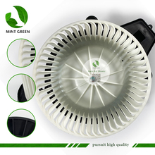 Calentador de aire acondicionado LHD A/C, ventilador de calefacción, Motor de ventilador NISSAN LHD, MOTOR de ventilador 27226 JS71C