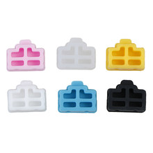 10pcs Ethernet Hub Port Cap RJ45 Anti Dust Cover Protector Plug RJ45 Dust Plug For Laptop/ Computer/ Router RJ45 Connector(China)