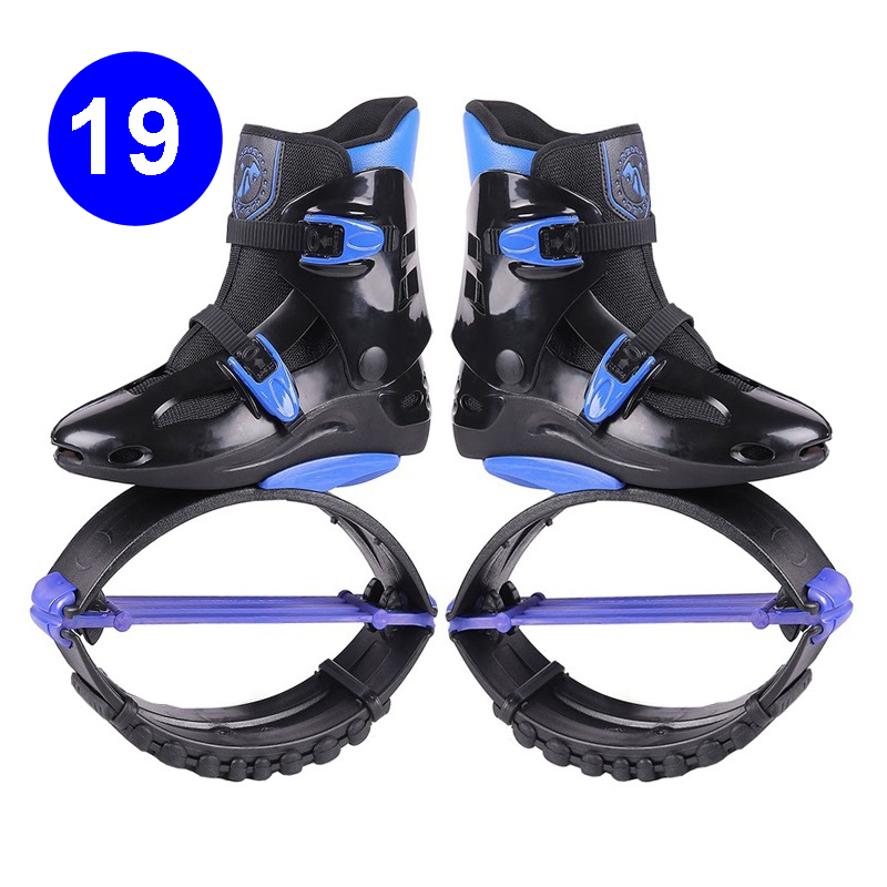 Kangaroo fitness Jumps Shoes stilts size 19