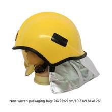 Спасательный шлем пожарный helmt Защитная крышка пожарная шляпа