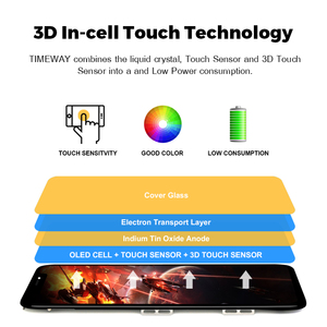Image 2 - Téléphone portable LCD pour iphone X XS MAX XR écran bonne qualité AMOLED OEM 3D tactile pour iphone X XS MAX XR LCD affichage assemblée