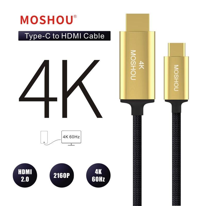 USB C HDMI кабель Тип C к HDMI DP для MacBook Huawei Mate 30 Pro USB-C HDMI Dispalyport Thunderbolt 3 конвертер адаптер