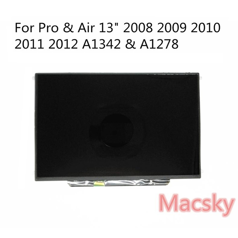 Brand New Original A1278 LCD Display Screen for Macbook Pro 13 A1342 LCD Screen Panel 2009