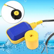 1pc Floating Switch with 5 Meter Cable Automatical Controlling Pumps Submersible Pump Water Level switch Domestic Delivery liquid fluid water level float switch controller contactor sensor floating switch w 5 meter cable automatical controlling pump