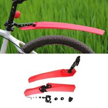 2 PIECES Plastic Bicycle Fender Mountain Bike Fenders Set Accessories Cycle  26 Inch Quick Release