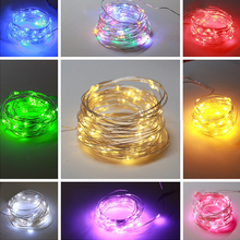 YINUO LIGHT LED String Lights 10M 5M Copper Wire Garland Home Christmas Wedding Party Decoration Fairy light With Remote Control
