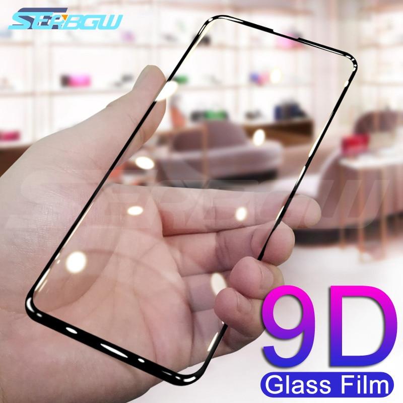 9D Protective Glass For Huawei Honor 20 Lite V20 V10 V9 Screen Protector Honor 9X 8X 9i 10i 20i 8A 8C Play Tempered Glass Film