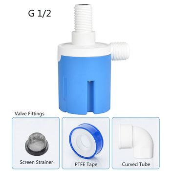 1/2 Automatic Water Float Valve Water Level Control Switch Tank Tower Pool Traditional Floating Ball Valve Fittings 1 2 3 4 1 brass float valve cold and hot water tank floating ball valve ss201 stem flow control cistern expansion tanks