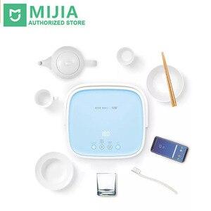 Xiaomi mi 59s UVC-máquina de cajas esterilizadas, 40 LED 27W, 360 °, mata bacterias, germen 99%, joyería, limpiador de teléfonos para bebés