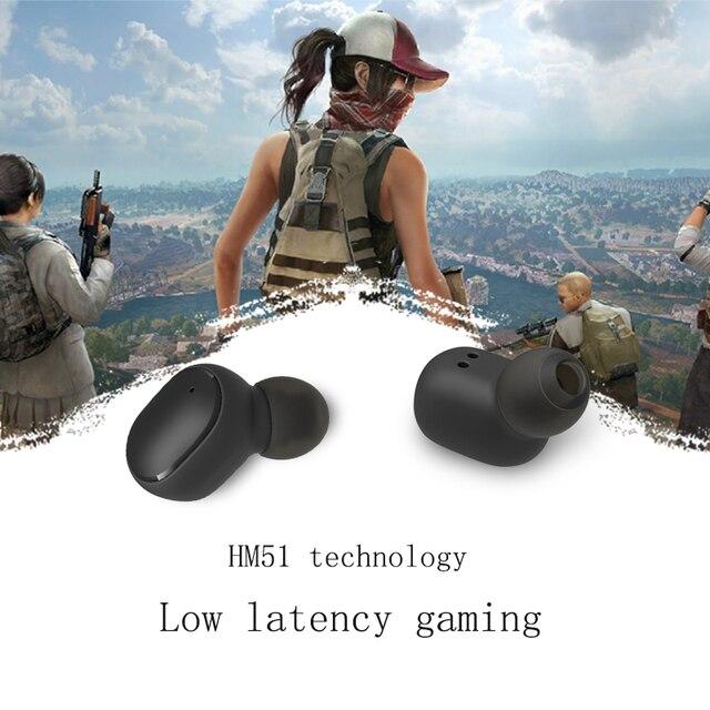 LEVANA E6S TWS Bluetooth 5.0 Headphones Stereo True Wireless Earbuds In Ear Handsfree Earphones sports headset For Mobile Phone 4