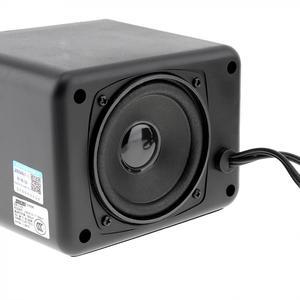 Image 5 - D 205 USB2.0 Subwoofer Computer Speaker with 3.5mm Audio Plug and USB Power Plug for Desktop PC / Laptop / MP3 / Cellphone / MP4