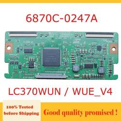 6870C-0247A LC370WUN WUE_V4 TCON Board 6870C0247A LC370WUNWUEV4 6870c 0247a tv main board logic board