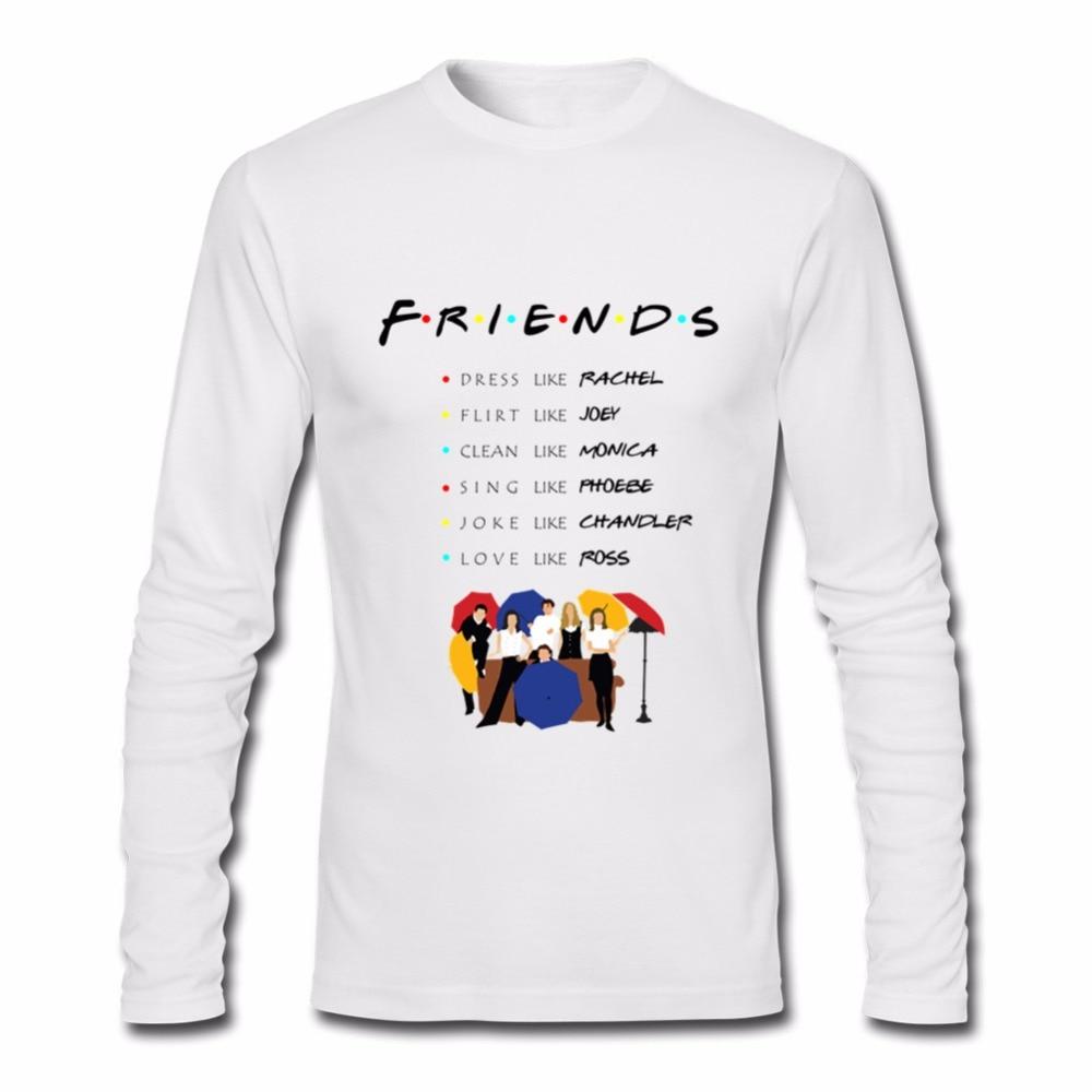 Be Like Friends Men/'s Sweatshirt