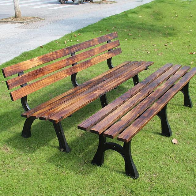 Outdoor Park Garden Bench  2