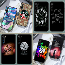 Чехол для телефона EXO kpop для XIAOMI Redmi Note 5 7 8 T 9 6A 7A 8A 9S K 20 30 Pro