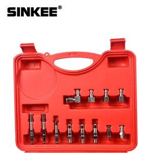 Image 3 - Automotive Vakuum Kühlsystem Auto Auto Kühler Kühlmittel Refill & Spülen Werkzeug Gauge Kit SK1088
